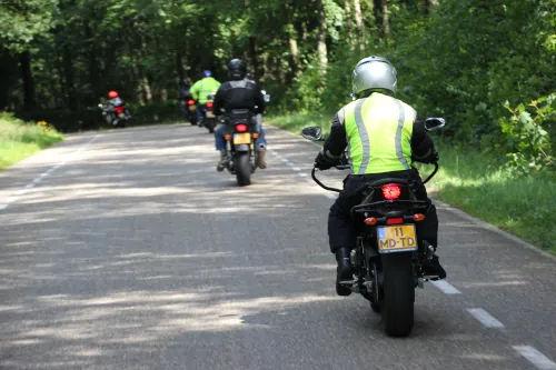 Motorrijbewijspoint Alkmaar motor lesplan