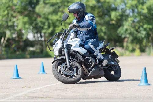 Motorrijbewijspoint Alkmaar motor rijtest