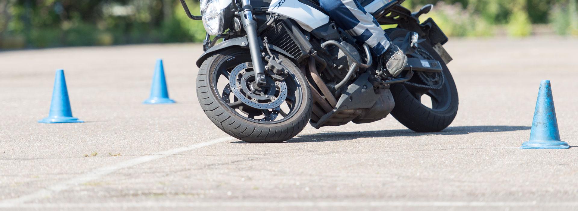 Motorrijbewijspoint Alkmaar rijtest